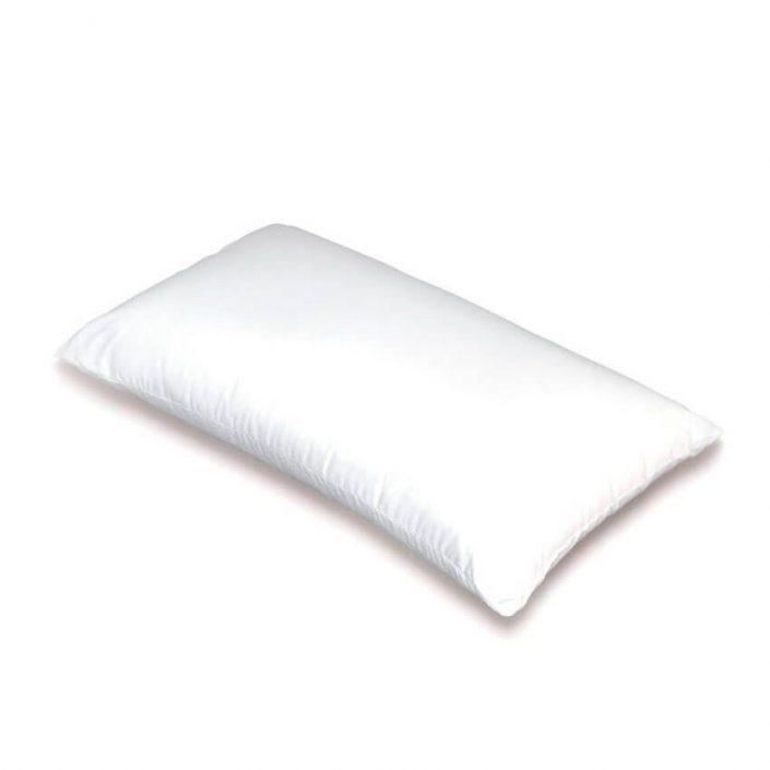 almohada fibra y pluma o plumon