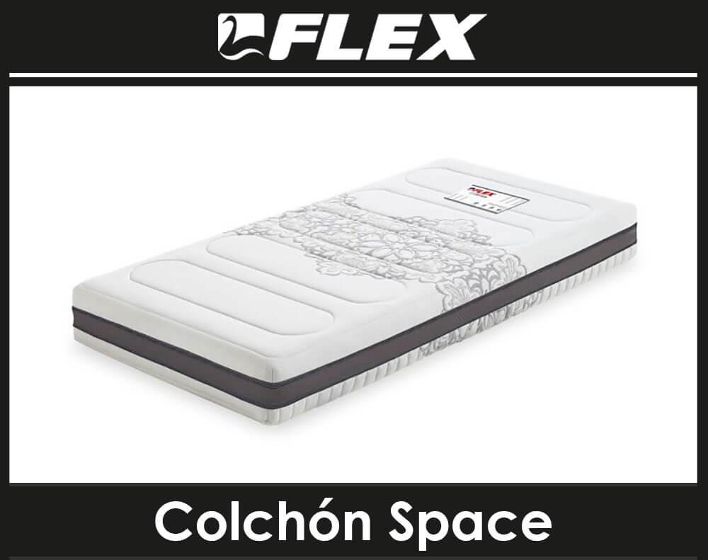 Colchon Space Visco Flex