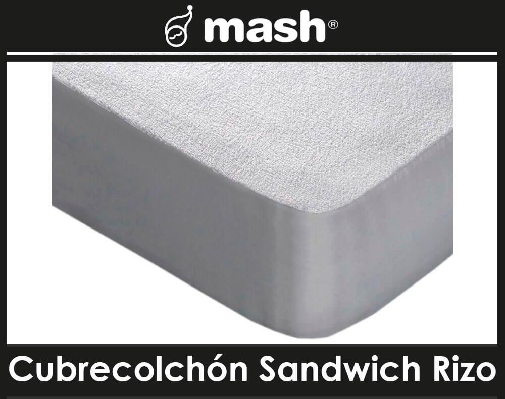 Cubre colchon Sandwich Rizo