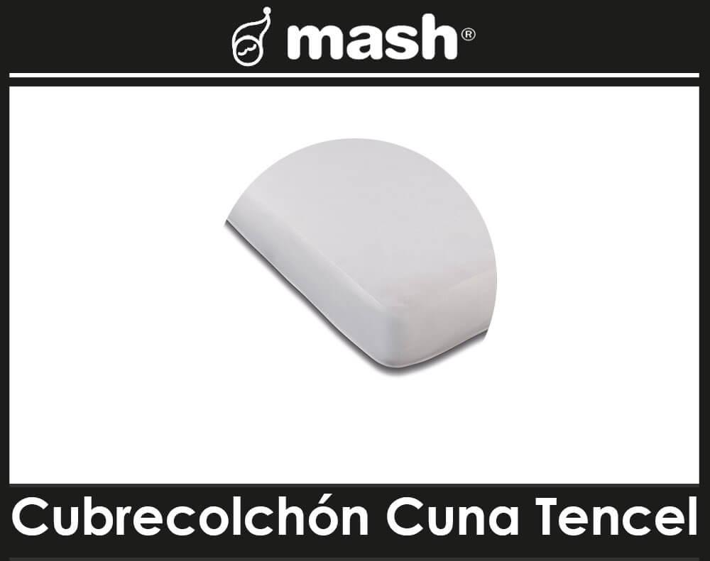Cubrecolchon Cuna Tencel