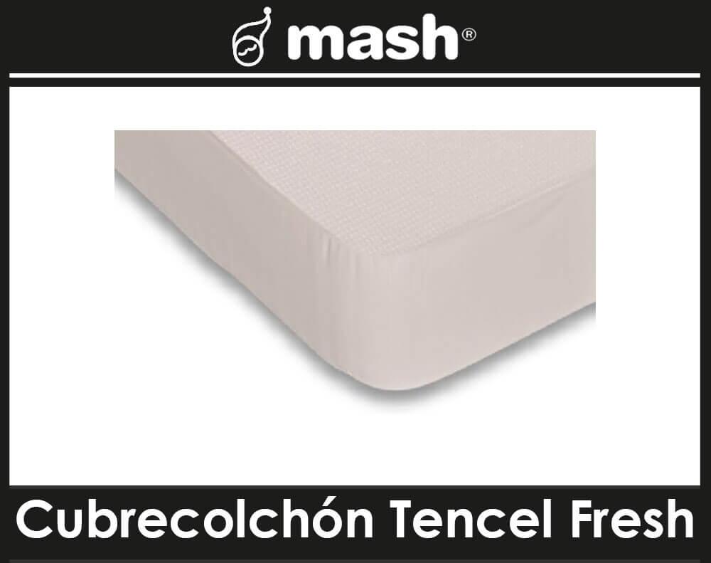 Cubrecolchon Tencel Fresh