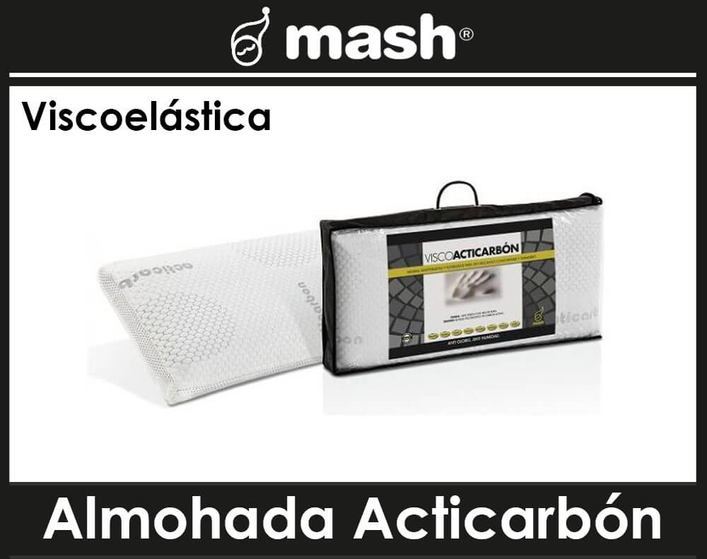 almohada mash acticarbon malaga