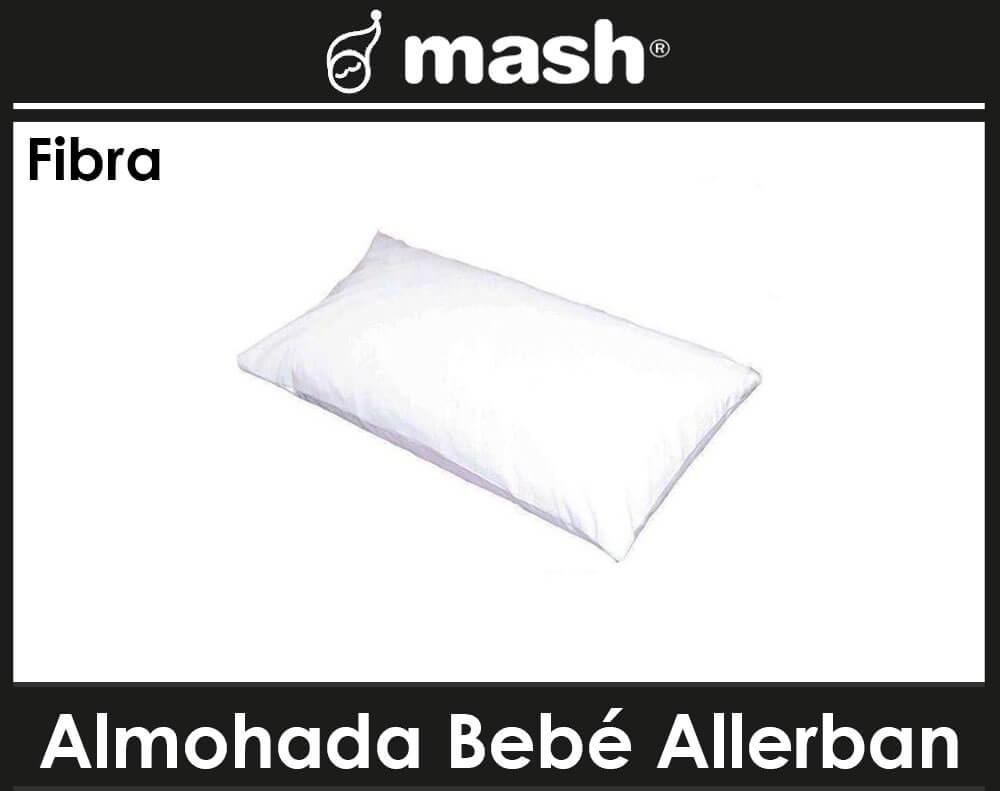Almohada Bebe Allerban Mash