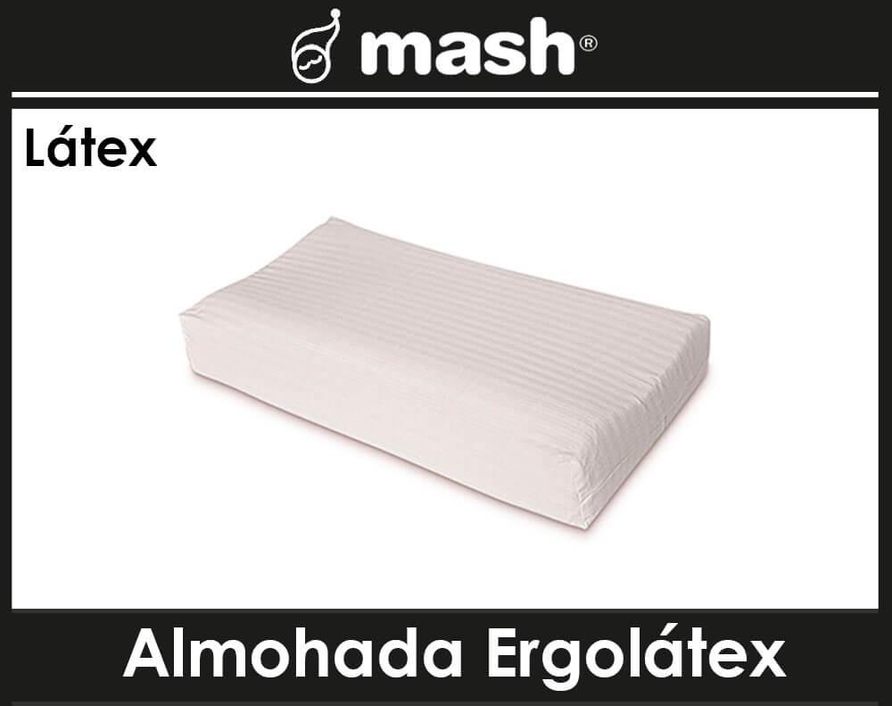 Almohada Ergolátex Mash Malaga