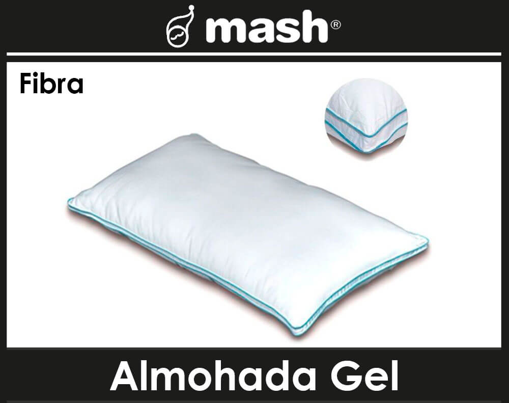 almohada mash gel malaga