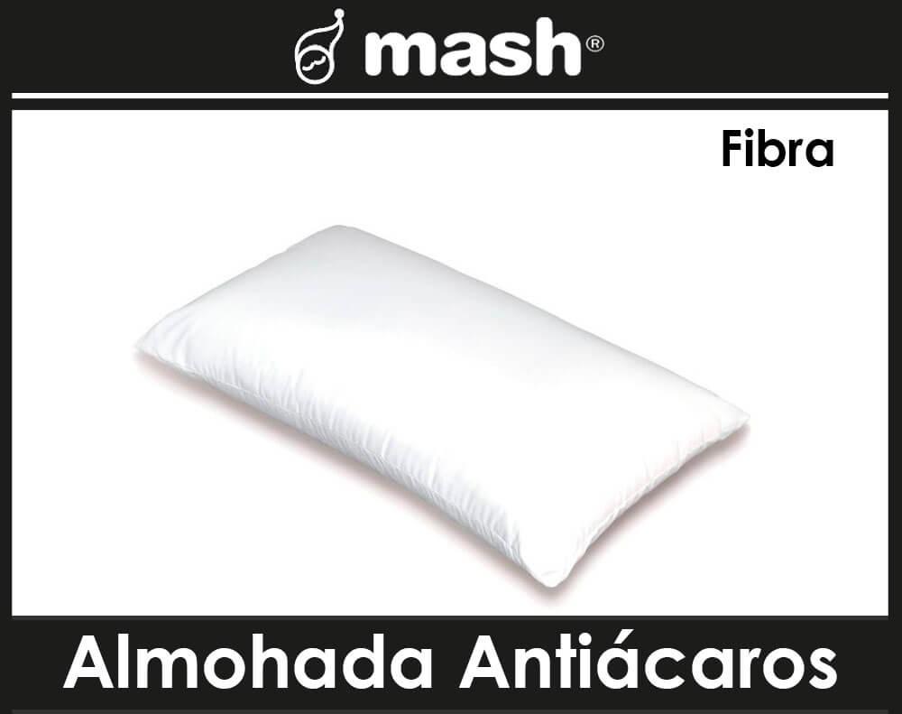 almohada fibra antiacaros malaga