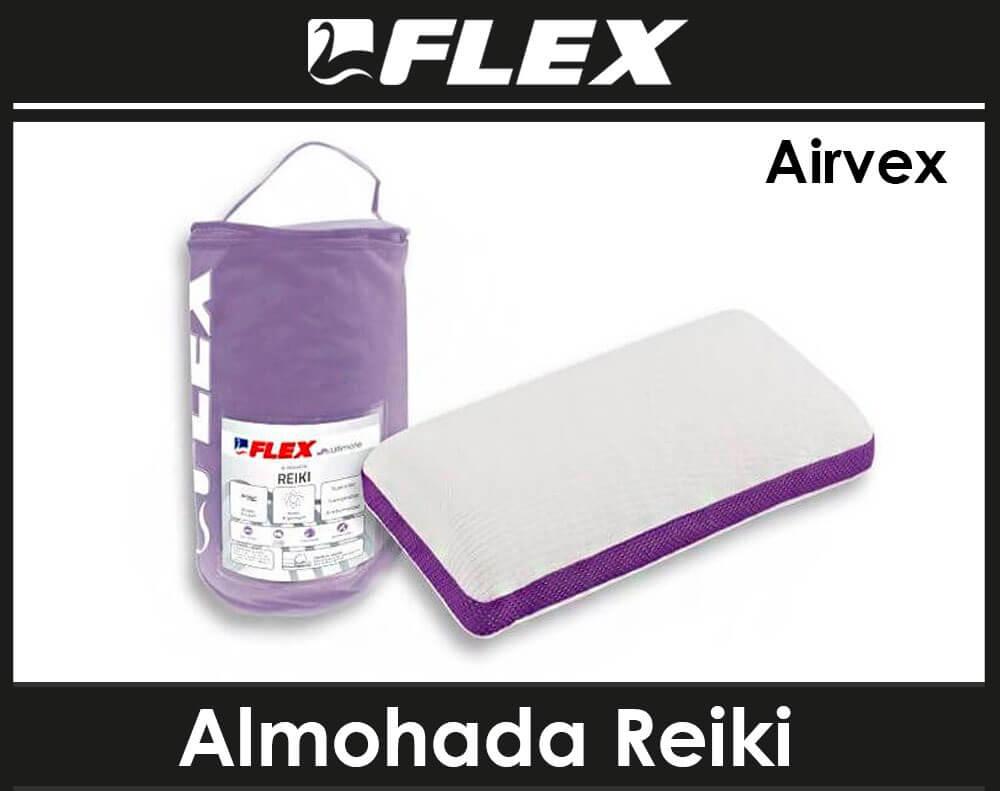 almohada airvex flex malaga airvex