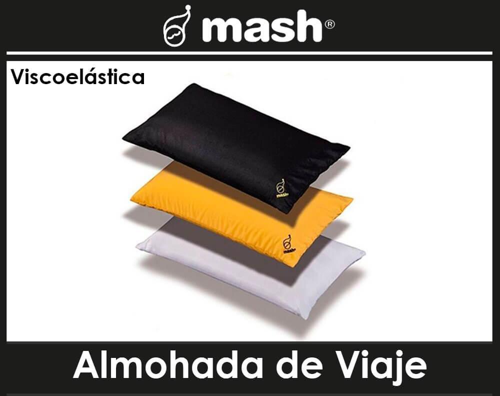 Almohada Viaje Mash
