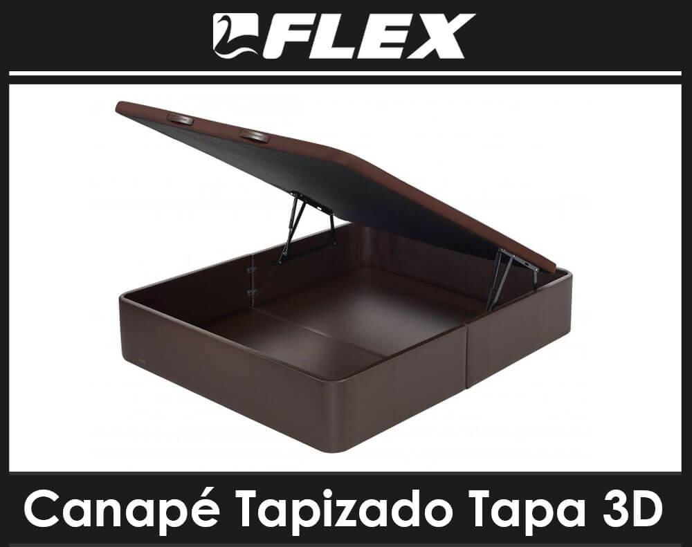 Canapé Tapizado 3D Malaga