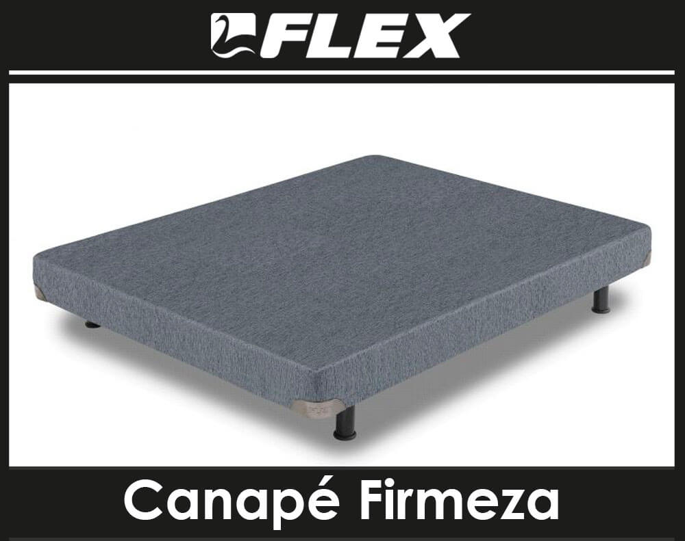 canape firmeza flex malaga