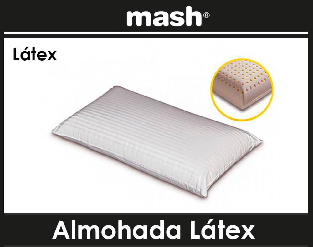 almohada mash latex malaga