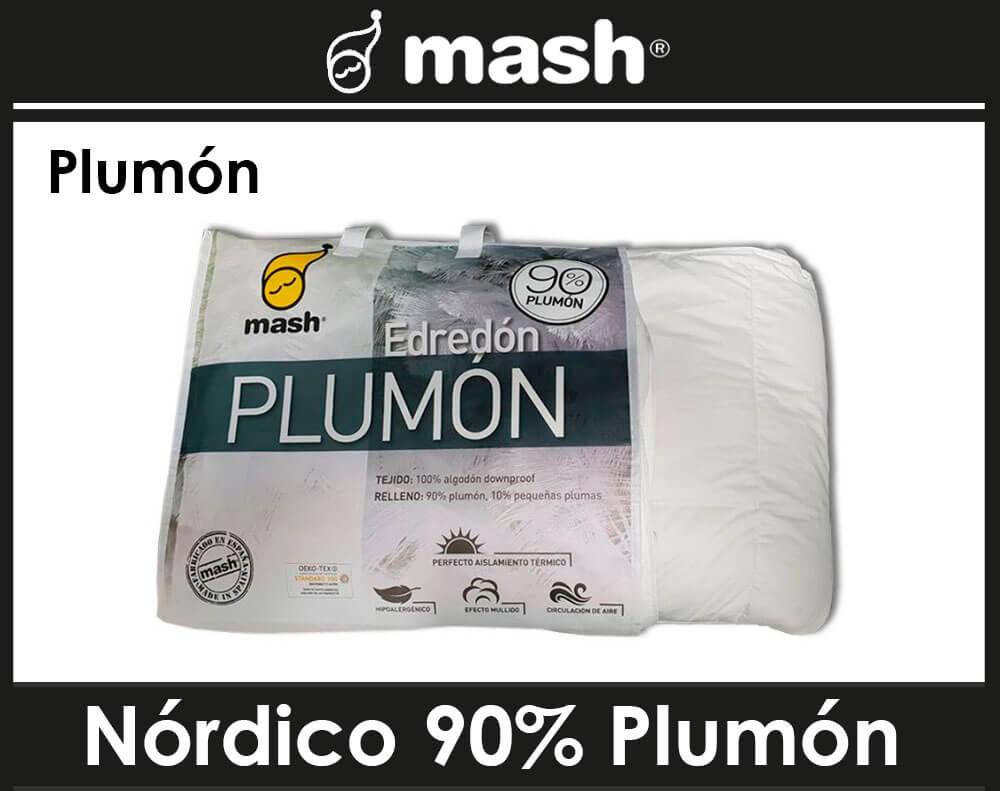 nordico 90% plumon malaga mash