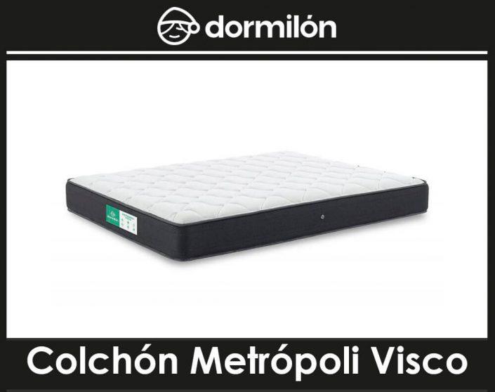 Colchon Metropoli Visco Dormilon