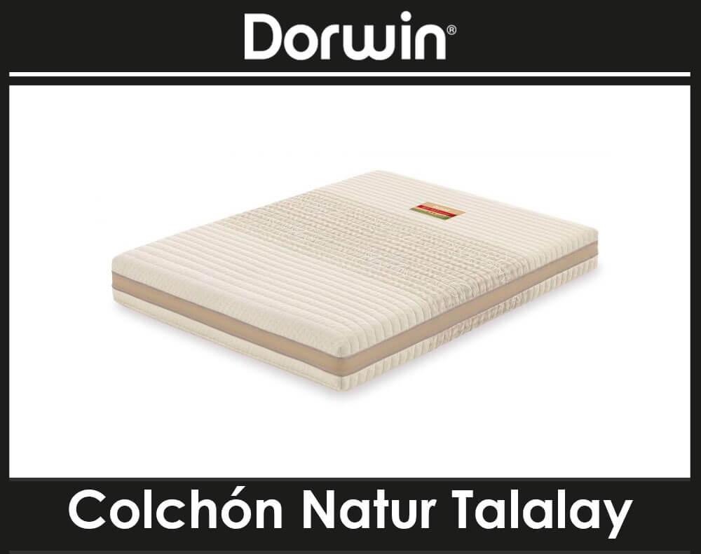 Colchon Natur Talalay Dorwin