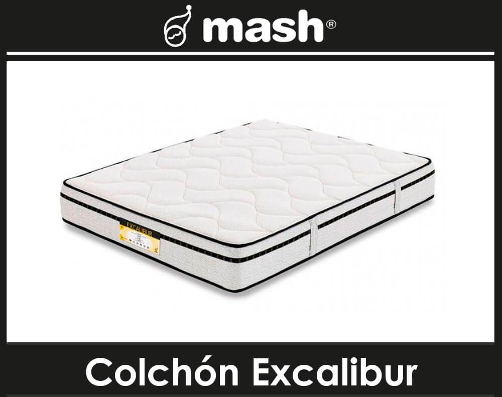 Colchon Excalibur Mash