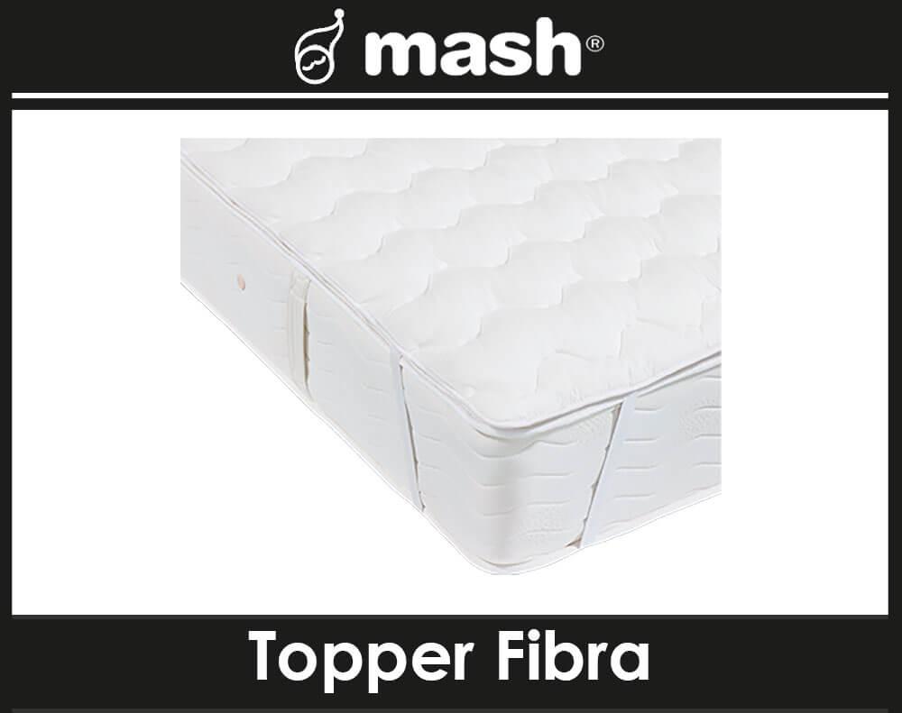 Topper Fibra Mash